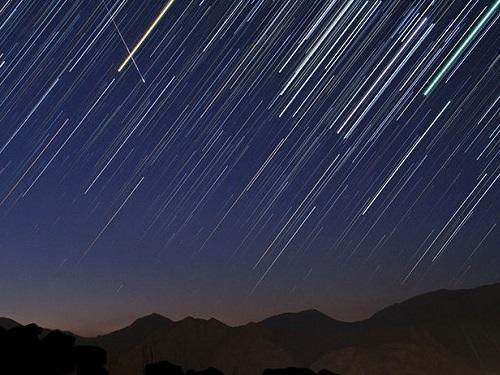 Самый красивый звездопад года вночь с12на 13августа