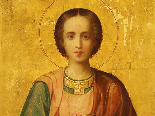 Молитва святому Пантелеймону обисцелении