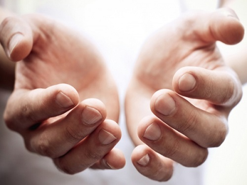 Молитва наудачу вработе