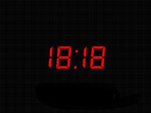 Что означают одинаковые числа начасах