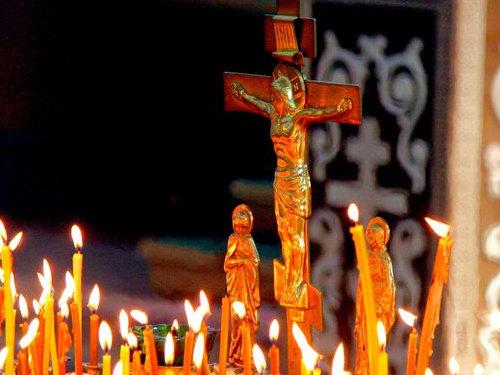 Воздвижение Честного иЖивотворящего Креста Господня 27сентября 2018 года