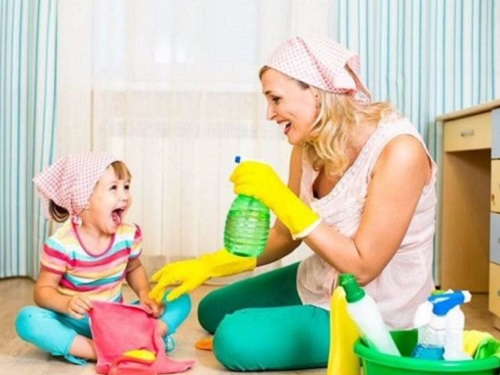 Почему нельзя мыть пол вечером идругие приметы про уборку
