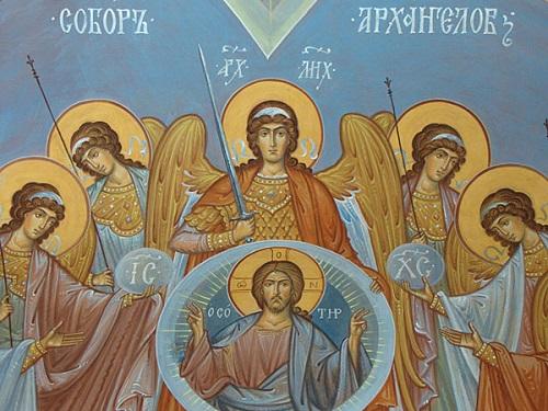 Собор Архистратига Михаила ипрочих Небесных Сил бесплотных 21ноября 2018 года