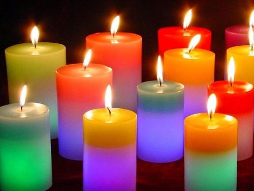 Как привлечь вдом благополучие спомощью обычной свечи