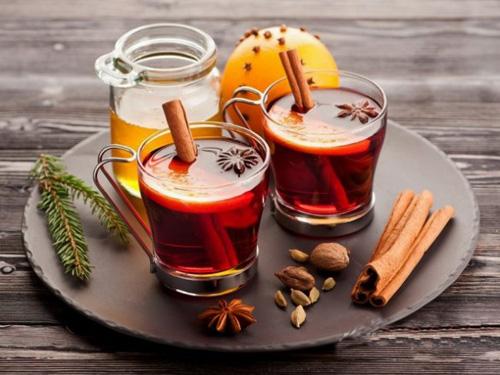 Горячие зимние напитки: как ихприготовить изаговорить наудачу, достаток издоровье