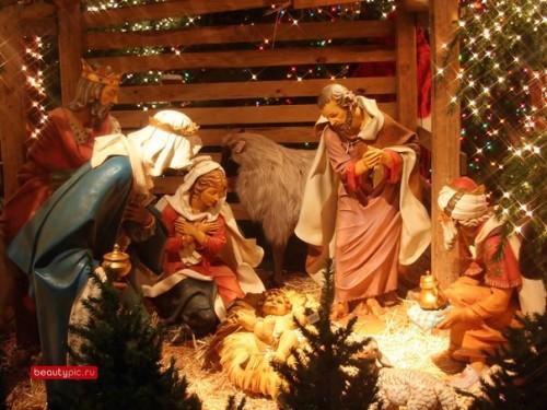 Католическое Рождество 25 декабря 2018 года