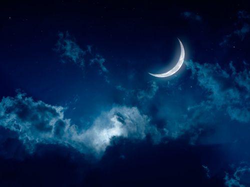 Растущая Луна вянваре 2019 года