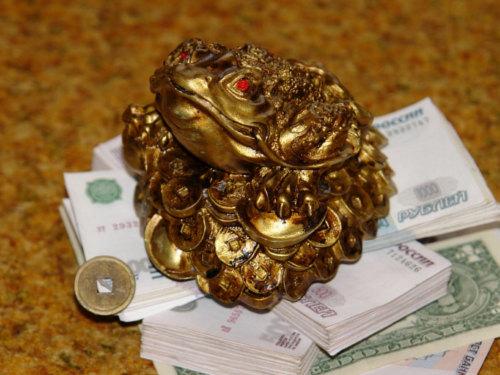 Фэн-шуй для привлечения денег вдом