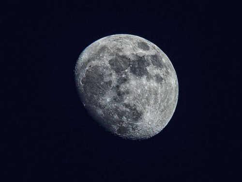Растущая Луна вфеврале 2019 года