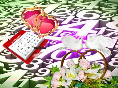 Нумерология: как рассчитать дату замужества подате рождения