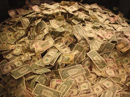 Получать деньги восне: кчему это снится