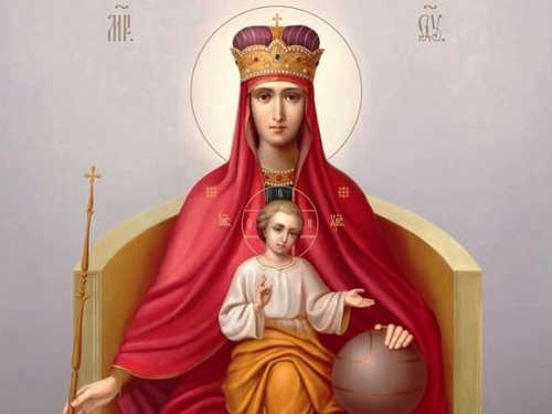 День иконы Божией Матери «Державная» 15марта 2019 года