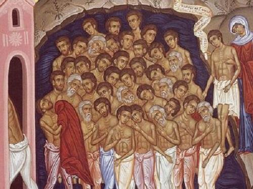 """День сорока Севастийских мучеников 22 марта 2019 года"""""""