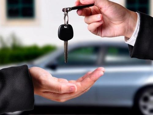Заговоры напродажу машины