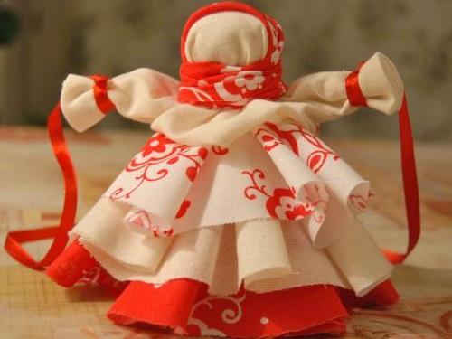 Как сделать куклу-оберег своими руками