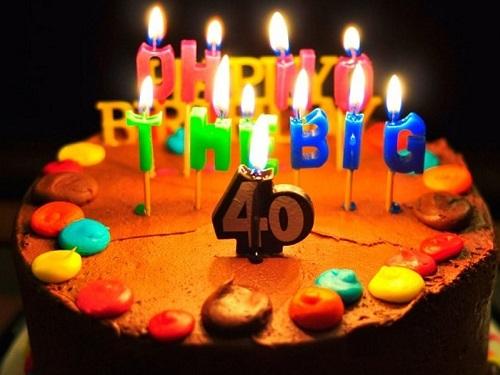 Почему нельзя отмечать 40лет: приметы