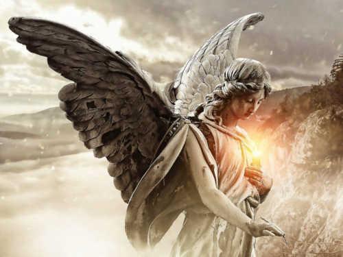 Как узнать своего ангела-хранителя подате рождения