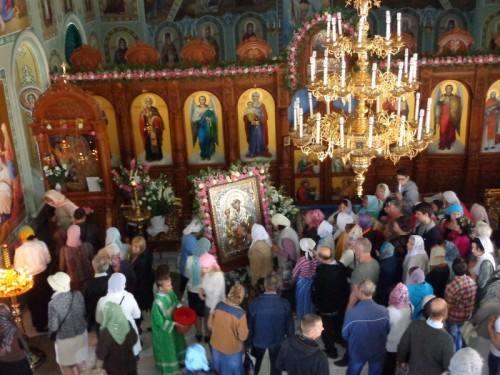 Церковные праздники в мае 2019 года