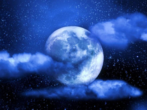 Растущая Луна вмае 2019 года