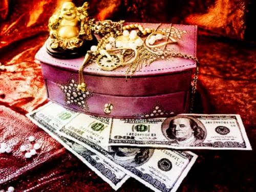 Сильные заговоры наудачу ибогатство