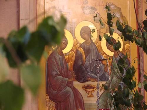 Какого числа православная Троица в 2019 году