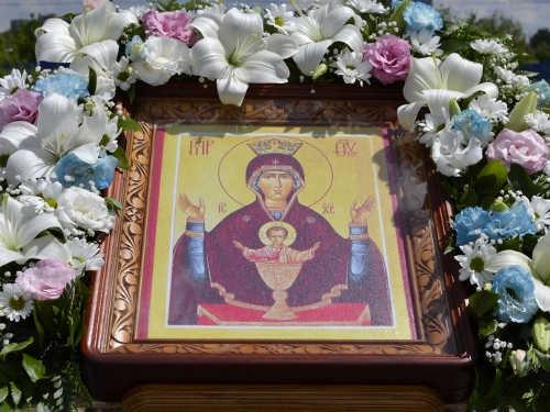 День иконы Божией Матери «Неупиваемая чаша» 18мая 2019 года