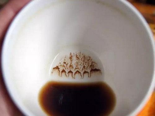 Гадание накофейной гуще набудущее