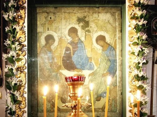Молитвы Святой Троице 16июня 2019 года