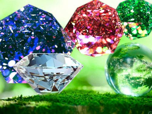 Какие камни подходят Близнецам погороскопу