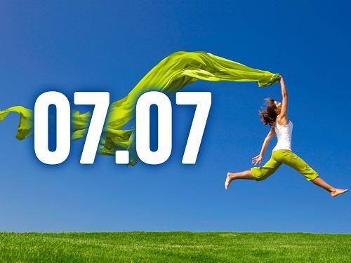 Зеркальная дата июля: как 07.07 избавиться отпроблем иизменить жизнь клучшему