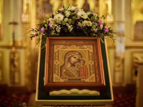 День Казанской иконы Божией Матери 21июля 2019 года