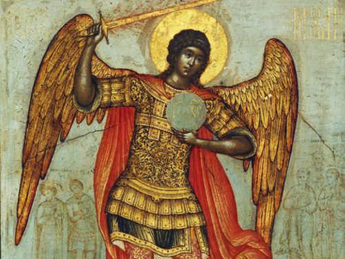 Молитвы Архангелу Гавриилу опомощи изащите