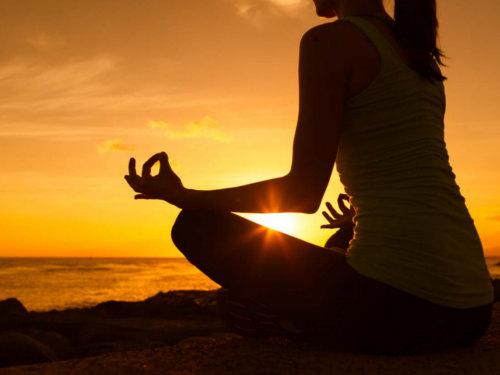 Медитация наизбавление отстраха, тревоги инегативных мыслей