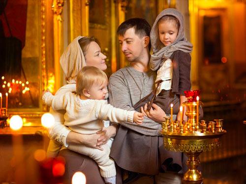 Молитвы осохранении семьи илюбви