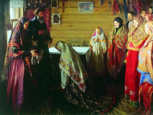 Как правильно благословлять молодых перед свадьбой