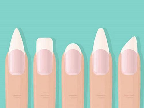 Как определить характер человека поформе ногтей