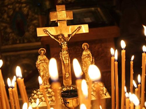 Воздвижение Честного и Животворящего Креста Господня 27 сентября 2019 года