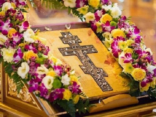 Молитвы наВоздвижение Креста Господня 27сентября 2019 года