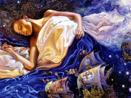 Каким Знакам Зодиака чаще других снятся вещие сны