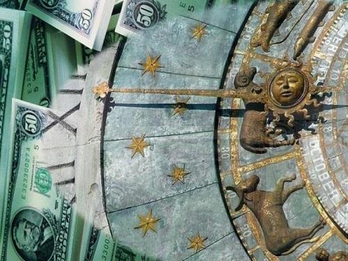 Финансовый гороскоп на ноябрь 2019 года