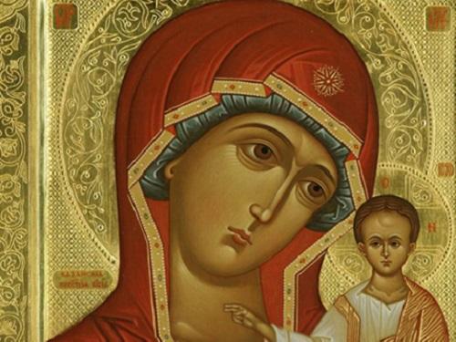 Молитвы Казанской иконе Божией Матери