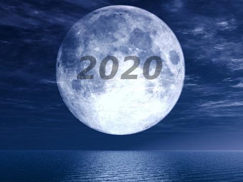 Лунный календарь на2020 год