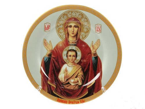 Праздник иконы Божией Матери «Знамение» 10декабря 2019 года