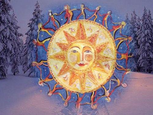 Зимнее солнцестояние народные приметы изащитные обряды