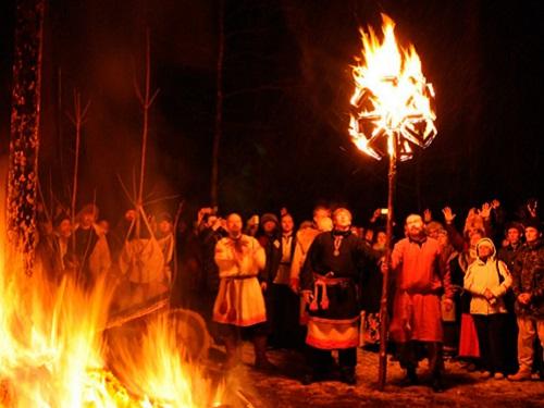 Спиридон Солнцеворот: славянский праздник зимнего солнцестояния