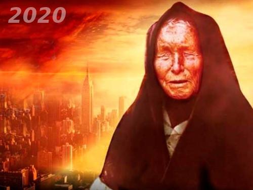 Предсказания Ванги на2020 год