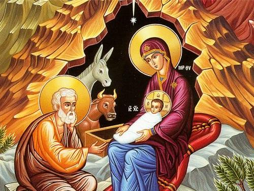 Рождество Христово 7января 2020 года
