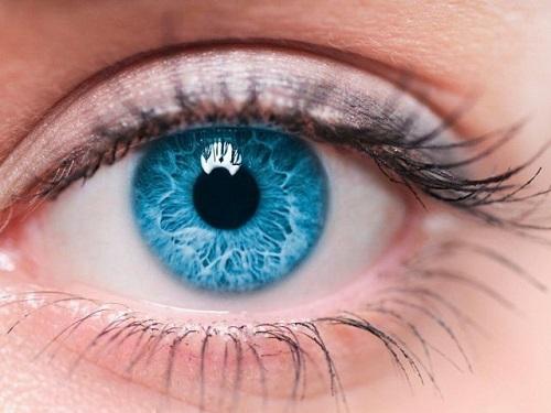 Голубые глаза: энергетика, характер ицвета, приносящие удачу