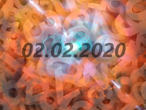 Зеркальная дата февраля— 02.02.2020. Нумерологи осоюзе Двойки иНуля