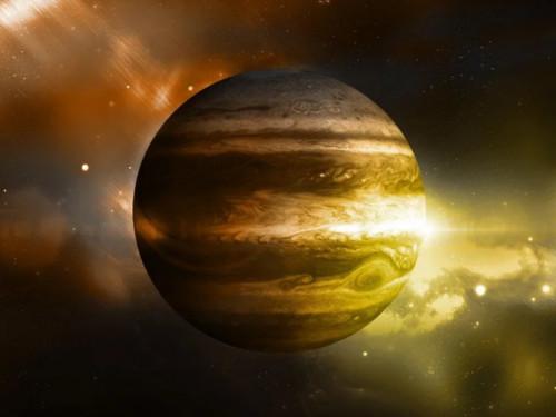 Юпитер вдомах гороскопа: влияние планеты наразные сферы жизни